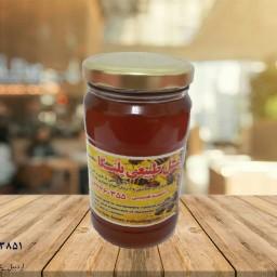 عسل چند گیاه خام دیابتی 500گرم پلنگا ساکارز 1.61