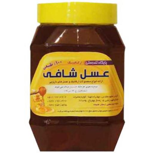 عسل گون طبیعی حداکثر 4% ساکاروز - باسلام