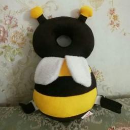 محافظ سر نوزاد و کودک- طرح زنبور