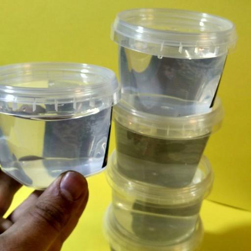 ژل بازی اسلایم شفاف 5 عدد- باسلام