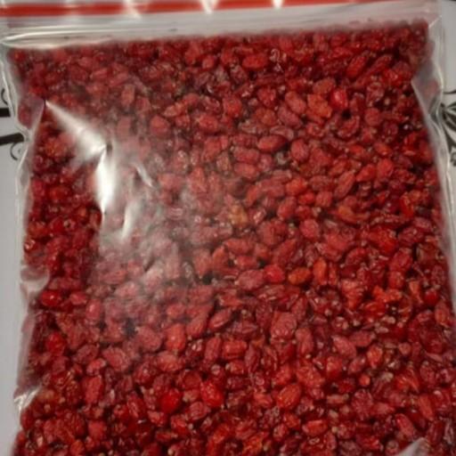 زرشک پفکی ممتاز صادراتی( تضمین کیفیت ،استاندارد ملی،سیب سلامت)- باسلام