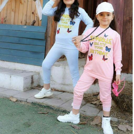 بلوز شلوار دخترونه اعلا ارسال رایگان 2- باسلام