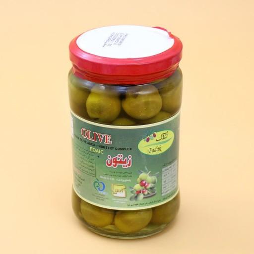 زیتون کنسروالیا ویژه - باسلام