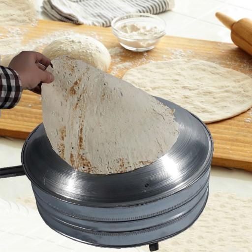ساج گازی نان پزی  سایز 40- باسلام