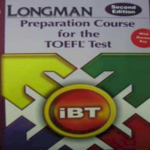 Longman Preparation Course for the TOEFL Test (با CD)- باسلام