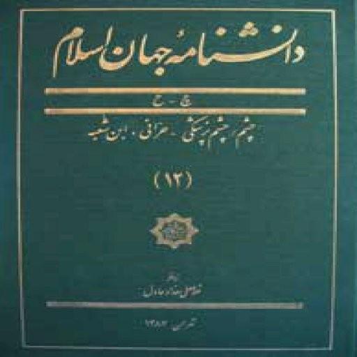 دانشنامه جهان اسلام ـ جلد 12 (چشم - چشمپزشکی ـ حرانی، ابنشعبه)- باسلام