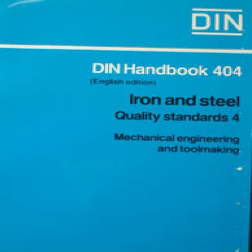 (Iran And Steel (Quality Standars 4)( DIN 404- باسلام