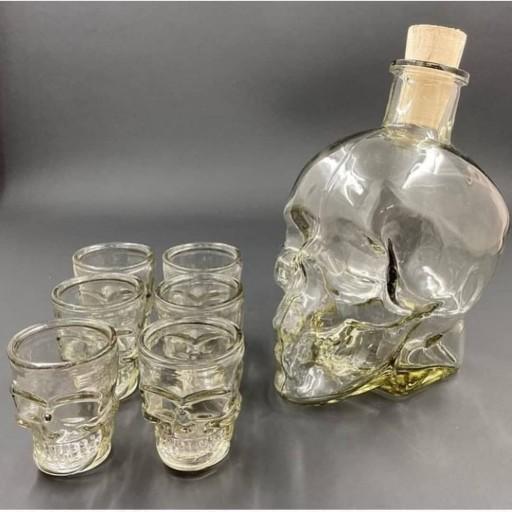 بطری بزرگ اسکلت- باسلام