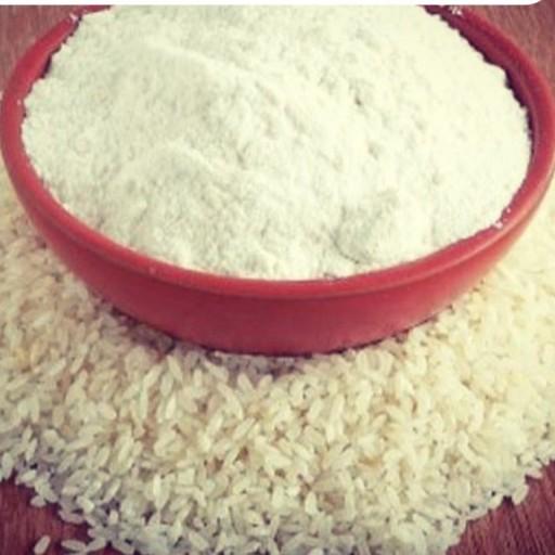 سویق برنج ایرانی نیم کیلویی آی بانو- باسلام