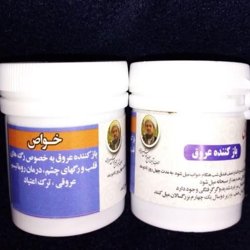 داروی باز کننده عروق (پِیپِر) عسلی- باسلام