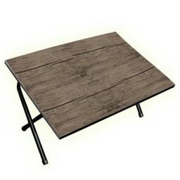 میز تحریر تاشوی طرح چوب ایلیا (سایز 70)