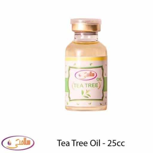 روغن درخت چای 25 سی سی سلامتی- باسلام