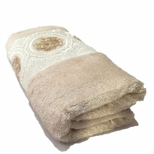 حوله دستی دانتلا ویتا سری 1بامبو  سایز 50x90- باسلام