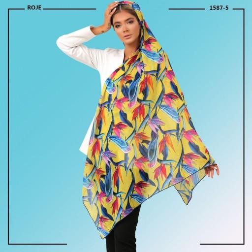 روسری روژه- باسلام