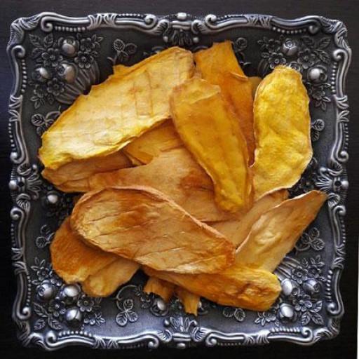 میوه خشک - انبه طلایی(بسته100 گرمی) - باسلام