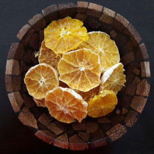 پرتقال خشک(بسته 100 گرمی)- باسلام