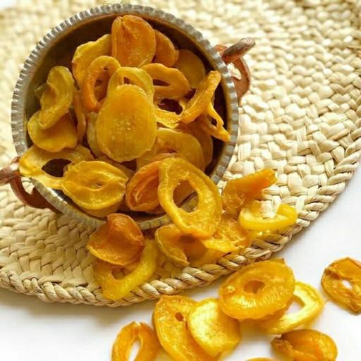 زردآلو خشک (بسته بندی 100 گرمی)- باسلام