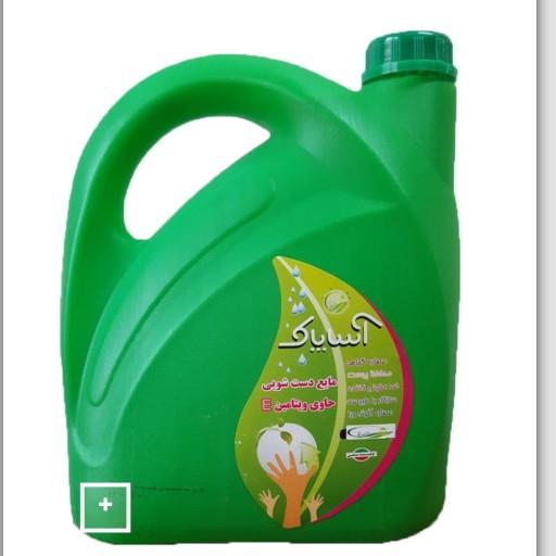 مایع دستشویی با عصاره گیاهی 4 لیتری- باسلام
