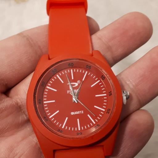 ساعت مچی قرمز- باسلام