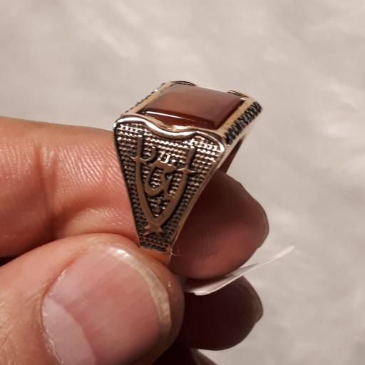 انگشتر مردانه طلاروس2- باسلام