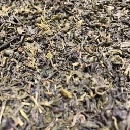 چای سبز سرگل لاهیجان 1kg اردیبهشت سال 1400 بدون رنگ و اسانس مصنوعی ( ممتاز )