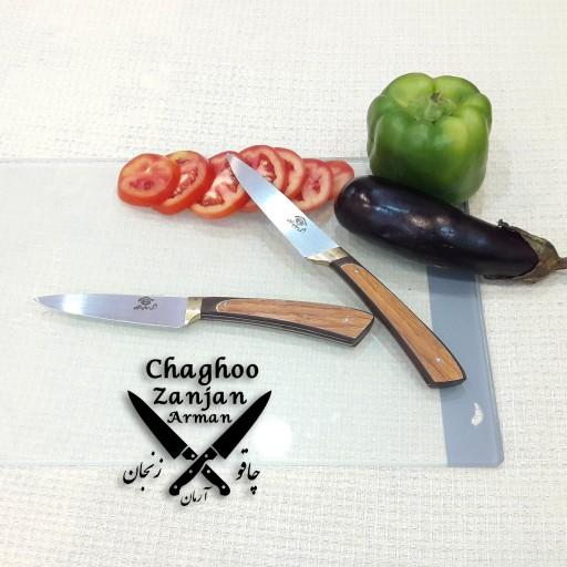 چاقوی حرفه ای زنجان  (دم دستی)- باسلام