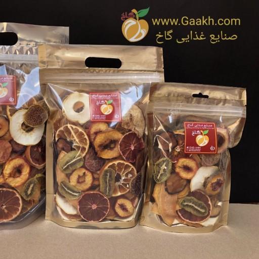 پاکت مخلوط میوه خشک لوکس 150 گرمی گاخ - باسلام