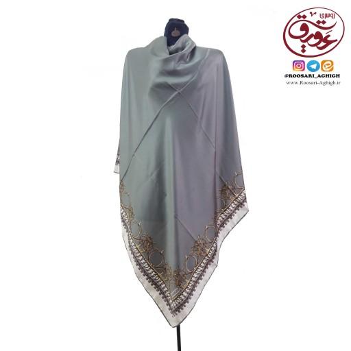 روسری ساتن  برند آسگولد- باسلام