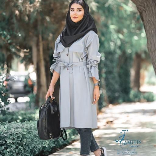 مانتو پاییزه دانشجویی- باسلام