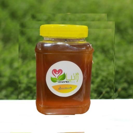 عسل کوهی خالص و طبیعی نیم کیلویی- باسلام