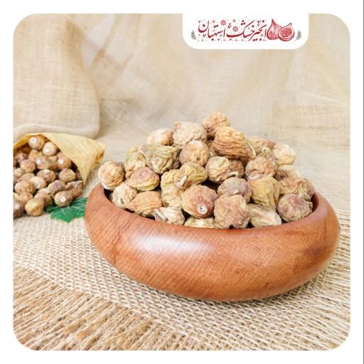انجیر خشک استهبان سایز متوسط (خرمایی رنگ) 450گرمی- باسلام