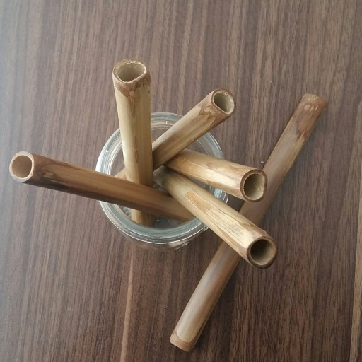 نی چوبی ایرانی پهن - باسلام