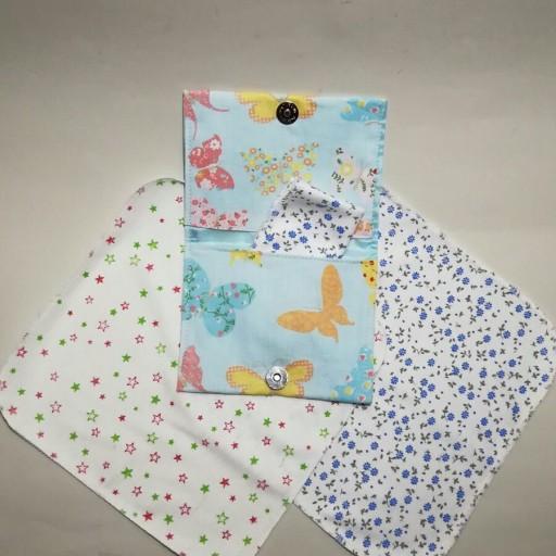دستمال دائمی نخی با آبگیری خوب - باسلام