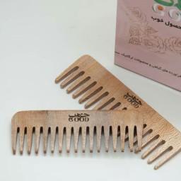 شانه چوبی کوچک محصول خوب