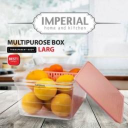 جا میوه ای -باکس یخچالی بزرگ-محصول برند معتبر امپریال