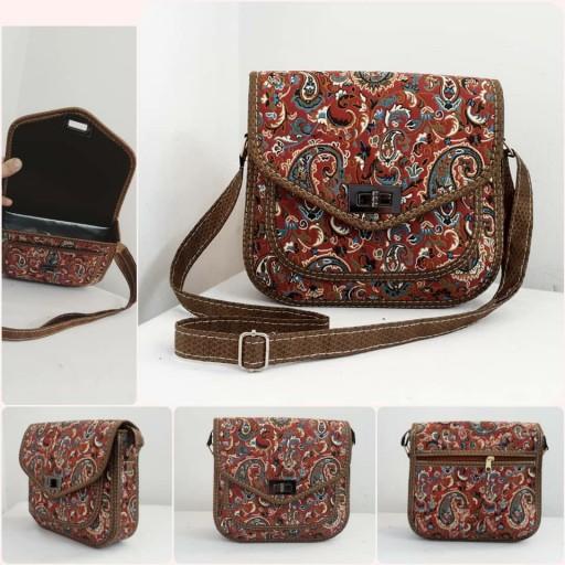 کیف ترمه کد119- باسلام