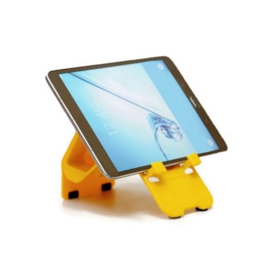 پایه موبایل و تبلت با جای شارژر و هندزفری ،  نگهدارنده ، استند، موبایل و تبلت با 7حالت قرارگیری و 7 رنگ  ( استندینو )- باسلام