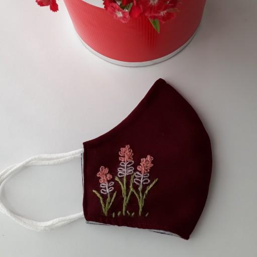 ماسک گلدوزی- باسلام