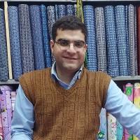 محمدرضا قیصری/ پارچه سرا