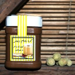 کره بادام زمینی شکلاتی