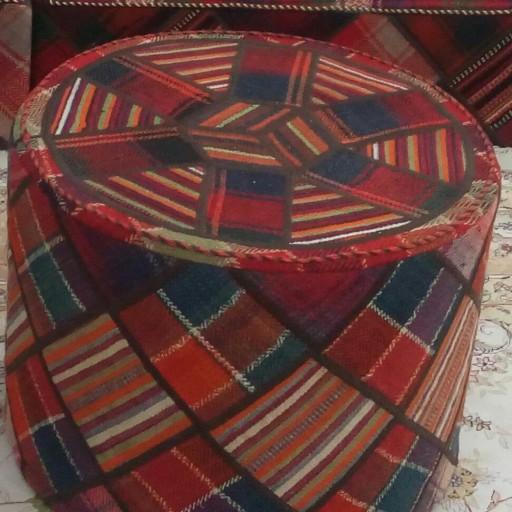 صندلی پاف مربع- باسلام