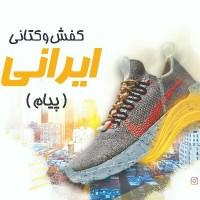 بهارستانی√کفش ایرانی