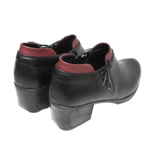 کفش زنانه سایز لبه دار- باسلام