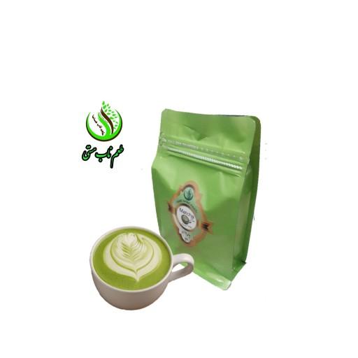 بمب چربی سوز ماچا(چای ژاپنی) کاهش وزن- باسلام