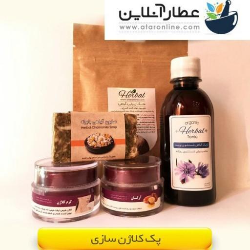 پک کلاژن سازی - باسلام