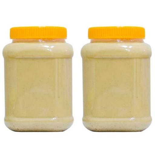 شیره سفید خانگی انگور 850 گرمی (2 بسته 425 گرمی)- باسلام