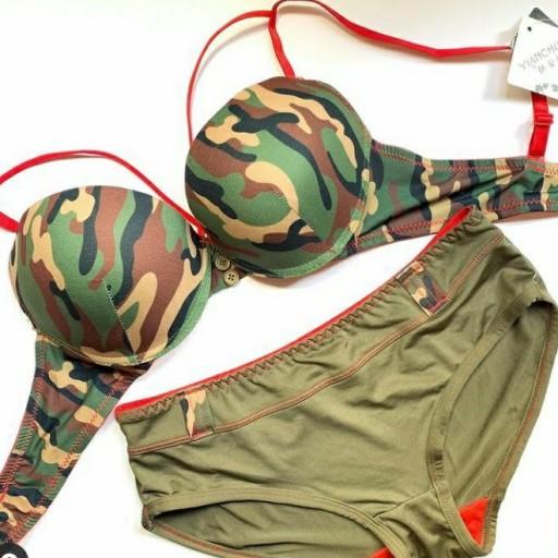ست لباس زیر زنانه ارتشی- باسلام