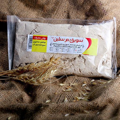 سویق گندم (مقوّی-چاق کننده) - باسلام