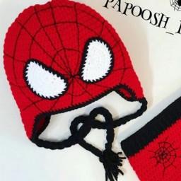 کلاه شال مرد عنکبوتی