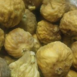 انجیر خشک متوسط نیم کیلویی